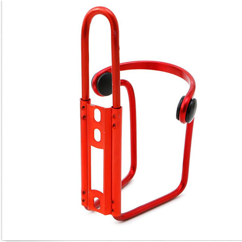 ulofpc Alloy Updated Bicycle Water Bottle Holder Cage for Road and Mountain Bikes