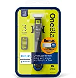 Philips Norelco OneBlade Bonus Pack with Free