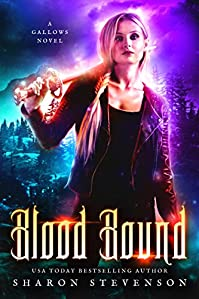 Blood Bound by Sharon Stevenson ebook deal