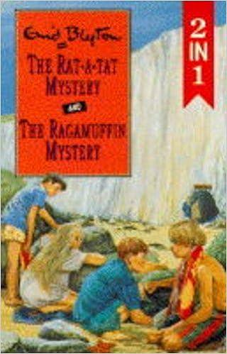 Book Rat-a-tat Mystery (Blyton Mysteries)