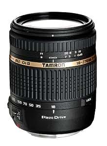 Tamron B008S AF 18-270 mm F/3.5-6.3 Di II PZD, LD, ASL (IF) MACRO - Objetivo para Sony/Minolta (distancia focal 18-270mm, apertura f/3.5-6,3, motor de enfoque, macro, diámetro: 62mm) negro