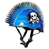 Raskullz Pirate Mohawk Youth Bicycle Helmet