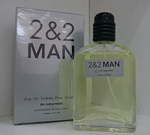 JPWOnline Colonia 2&2 Man de Naturmais: Amazon.es: Belleza