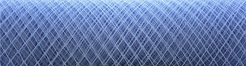 1 Yard Light Blue Birdcage Veil Netting Fabric Bridal Wedding Net Good Crafted DIY Ideas