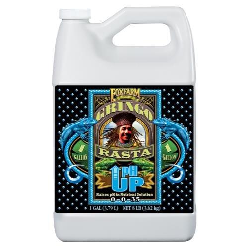 FoxFarm Gringo Rhasta pH Up Gallon