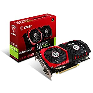 MSI Computer Video Graphic Cards GeForce GTX 1050 TI GAMING X 4G, 4GB 51wDLUEJwCL. SS300