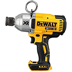 DEWALT DCF898B 20V MAX XR Brushless High Torque Impact Wrench with QR Chuck (Bare), 7/16\