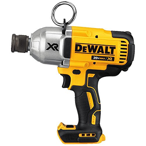 DEWALT DCF898B 20V MAX XR Brushless High Torque Impact Wrench with QR Chuck (Bare), 7/16'' by DEWALT