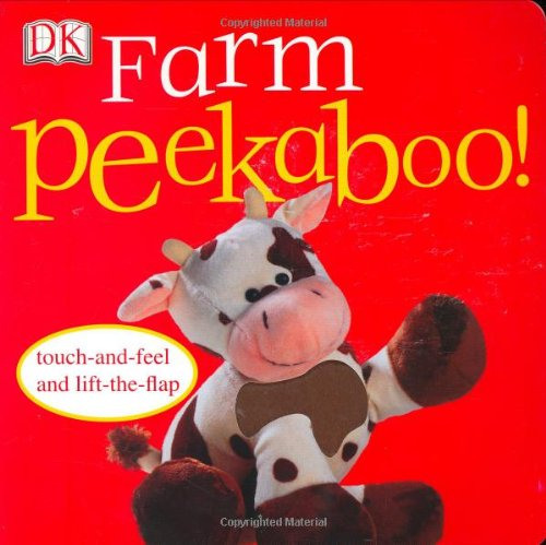 Farm Toys Action (Farm Peekaboo! (Touch-And-Feel Action Flap Book))