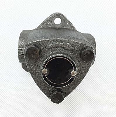 Electric Trochoid Lubrication Oil Pump Gear Gerotor Circulation Pump for Oil Lubrication System