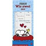 Peanuts Planer Wir zwei - Kalender 2019