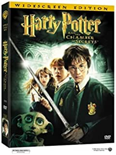 Harry Potter and the Chamber of Secrets (2-disc Widescreen DVD)