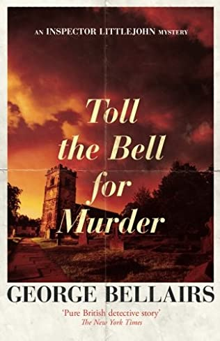 book cover of Toll the Bell for Murder