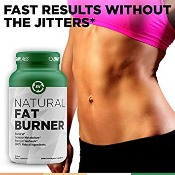 Natural Fat Burner – Weight Loss and Nootropic Supplement – All Natural – Organic Supplement – Fat Burner Pills – Best Weight Loss and Energy Booster for Men and Women – Made in The USA