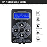 Tattoo Power Supply- BIOMASER HURRICANE HP-2 Dual