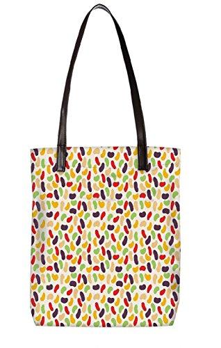 Snoogg Strandtasche, mehrfarbig (mehrfarbig) - LTR-BL-3207-ToteBag
