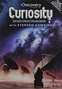 Curiosity With Stephen Hawking [Importado]