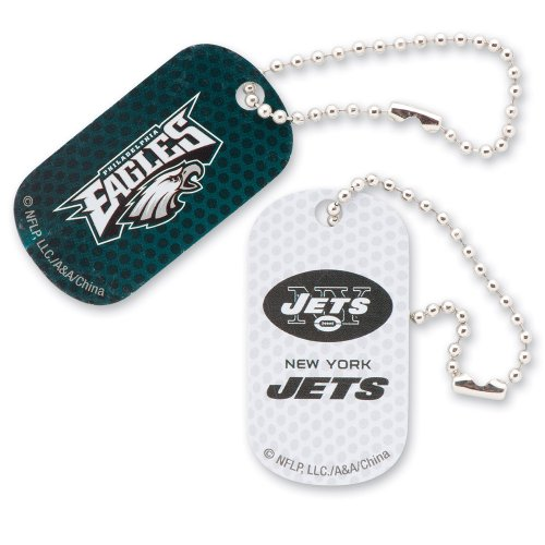 SmileMakers NFL Dog Tags - 32 per Pack