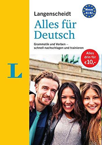 Langenscheidt Alles Fuer Deutsch - All-In-1 German (German Edition): Grammatik Und Verben a Schnell Nachschlagen Und Trainieren