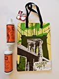 Trader Joe's Fruit and Vegetable Wash - 2 Pack And NY Style Reusable Shopping Bag