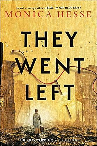 Amazon.com: They Went Left (9780316490573): Hesse, Monica: Books