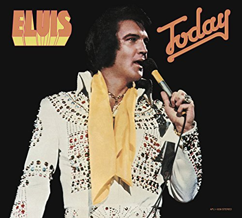 CD : Elvis Presley - Today [Legacy Edition] [Digipak] (Digipack Packaging)