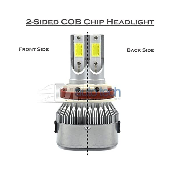 90059006 Combo 200W 20000LM CREE LED Headlight Kit High Low Beam Light Bulbs