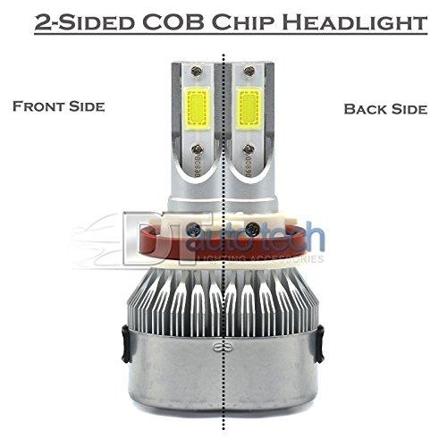 90059006-Combo-200W-20000LM-CREE-LED-Headlight-Kit-High-Low-Beam-Light-Bulbs
