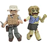 Diamond Select Toys Walking Dead Minimates Dale a