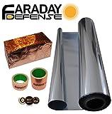 Faraday Cage Kit Small Box Size Emp Solar Flare Signal Blocking Box Heavy Duty Electro-shielding Kit