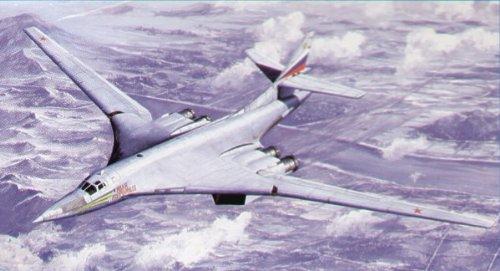 トランペッター 1/72 Tu-160 ブラックジャック 01620 プラモデル B000BNA0DI