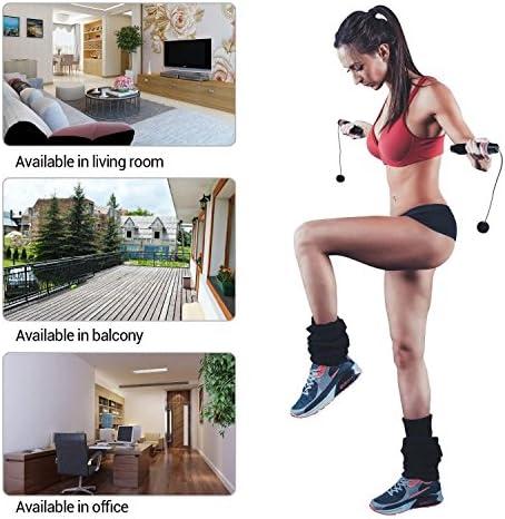 YCSIQM Springseil,Kugellager Speed Rope Fit Outdoor Indoor Training Tool