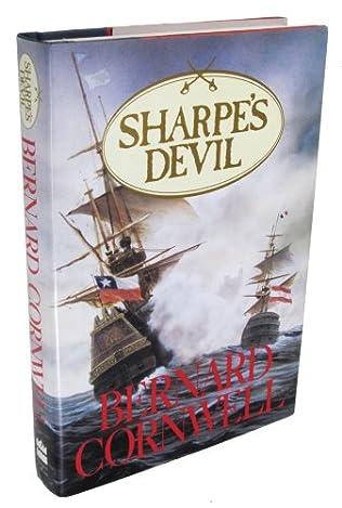 book cover of Sharpe\'s Devil