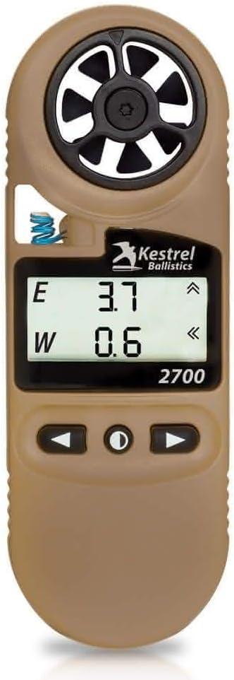 Kestrel 2700 Ballistics Weather Meter