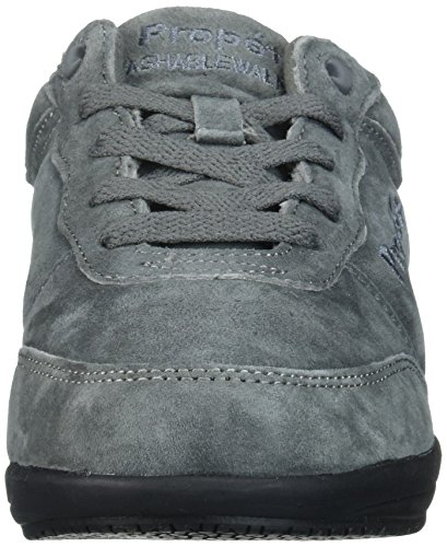 Propet Womens Lavabile Sneaker Walker Sr In Peltro