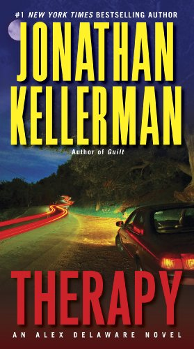 Therapy Delaware Novel Jonathan Kellerman ebook product image
