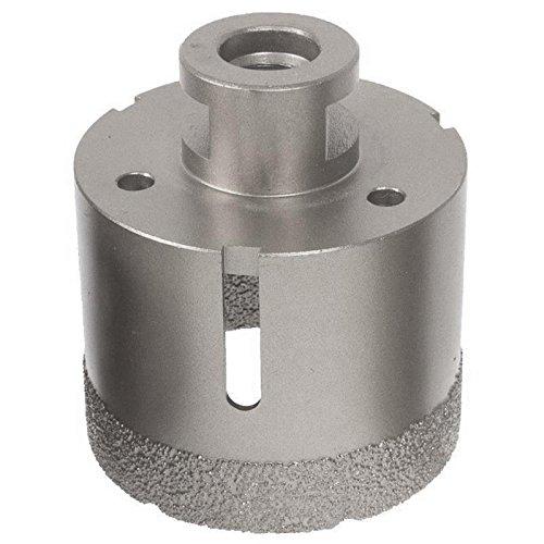 Dr Diamond Diamant Fliesenbohrer M14 Trocken Diamantbohrer f/ür Winkelschleifer /Ø 110 mm