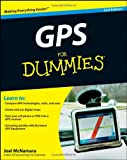 GPS for Dummies, Joel McNamara, 0470156236