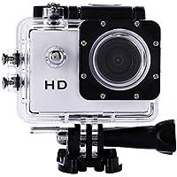 Domybest Full HD 30M Waterproof Sports Action Camera DV DVR 2.0 SJ4000 White