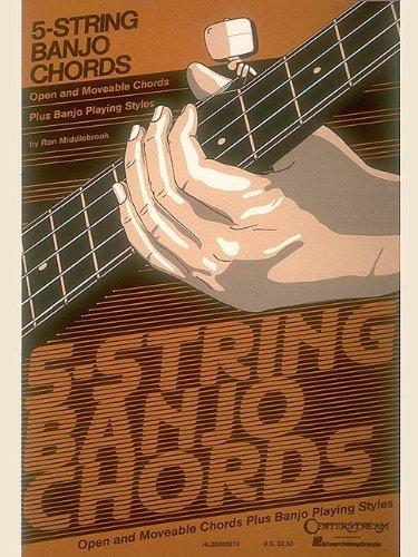 5 string banjo chord chart - 7