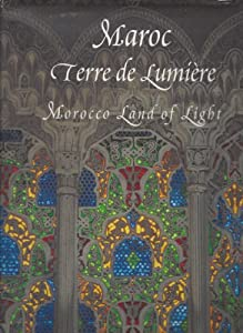 Hardcover Morocco Land of Light Book