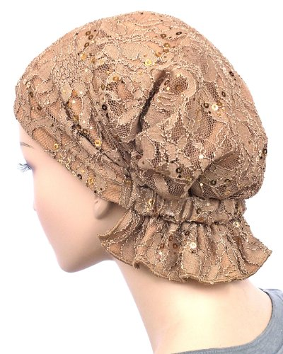 8d4d9986e81 ... Turban Plus The Abbey Cap in Poly Knit Chemo Caps Cancer Hats for Women  ...