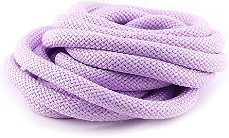 PARACORDE – Cuerda Escalada 10 mm LILA x1 m: Amazon ...
