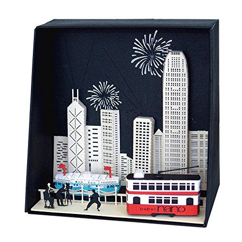 Hong Toy Kong Stores (Paper Nano Hong Kong Building Kit)