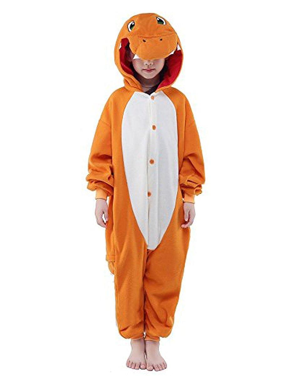 流行に  eamaottユニセックス子供パジャマクリスマス子供動物コスプレHomewearパジャマ 115 B078Q2SNYS - 4'3\ Height 115 4'3\ Charmander B078Q2SNYS, 松本市:02e197bc --- ultraculture.ru