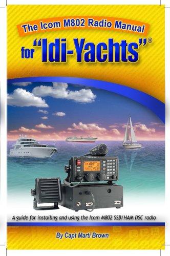 Manual Radio Icom (The ICOM M802 Radio Manual for Idi-Yachts)