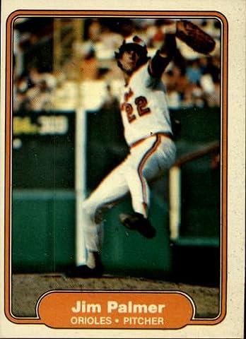 1982 Fleer Baseball Card #175 Jim Palmer Mint - Jim Palmer Baseball