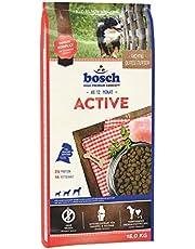 bosch HPC Active | Hundetrockenfutter für ausgewachsene Hunde aller Rassen mit gesteigerter Aktivität