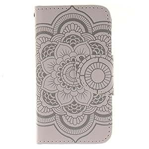 Jepson Funda Tipo libro Sony Xperia Z5 mini Cuero Carcasa PU Leather Case Flip Piel Cover Cierra Magnético con Función Soporte y Ranuras para la Tarjeta de Débito crédito de Piel de la PU Cubierta Caso