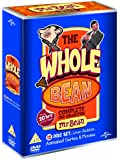 Mr. Bean - The Whole Bean (Complete Collection) - 12-DVD Box Set [ NON-USA FORMAT, PAL, Reg.2 Import - United Kingdom ]